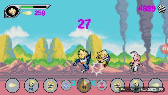 Battle Of Dragon Z Warrior APK for Bluestacks