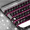 Download Pink Chrome Keyboard Theme APK to PC