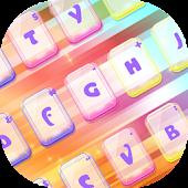 Free Rainbow Keyboard APK for Windows 8