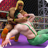Cage Wrestling Revolution: Ladder Match Fighting on PC / Windows 7.8.10 & MAC