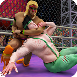 Cage Wrestling Revolution: Ladder Match Fighting Icon