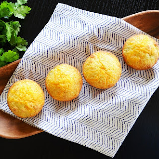 Green Chile Cheese Corn Muffins Recipes
