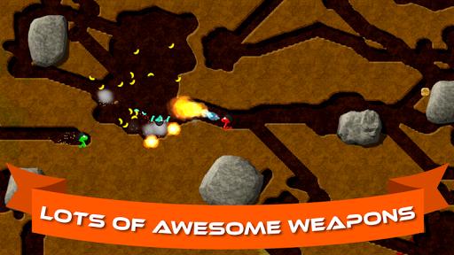 Annelids: Online battle screenshot 4