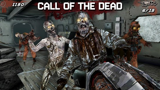 Call of Duty:Black Ops Zombies Screenshot
