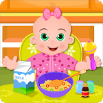 Baby Emily Care Day APK Image