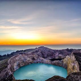 by Arif Djohan - Landscapes Mountains & Hills