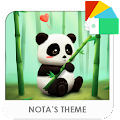 App Panda Xperia Theme APK for Kindle