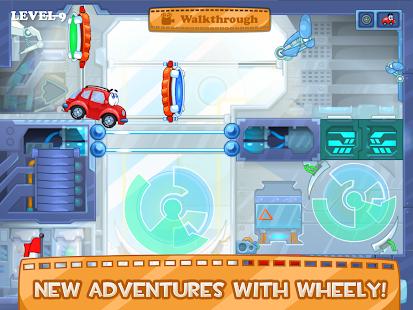 Wheelie 4 - Time Travel APK for Bluestacks