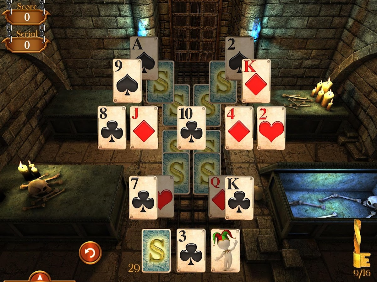 Solitaire Dungeon Escape Screenshot 6