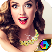App (FREE)NECKLACE STICKER FOR SPE apk for kindle fire