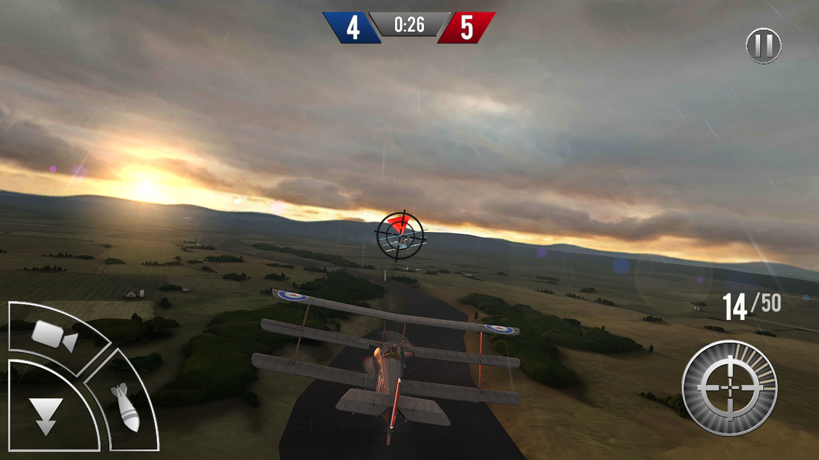Ace Academy: Black Flight Screenshot 2
