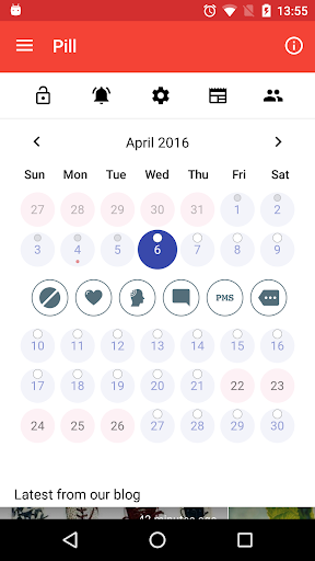 Pill Reminder, Birth Control screenshot 4