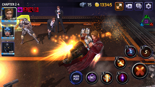 MARVEL Future Fight screenshot 6