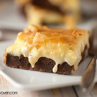 Gooey Butter Brownies Recipes