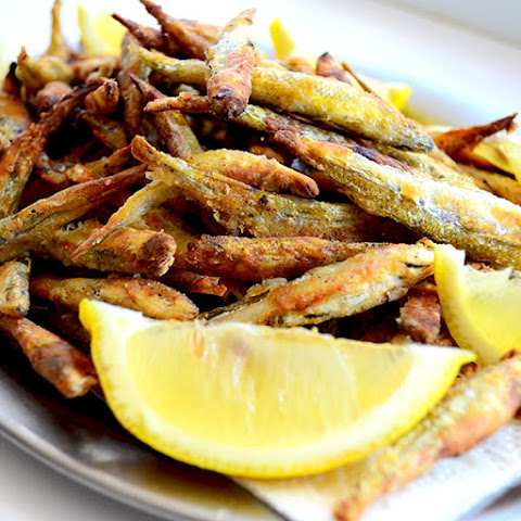 Crispy Fish Snacks