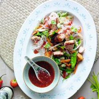Salmon With Strawberry Sauce Recipes