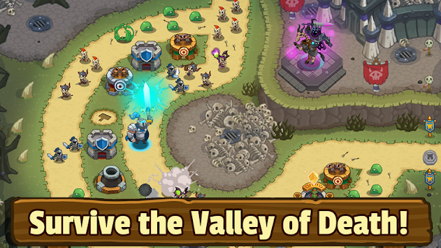 Realm Defense: Fun Tower Game APK screenshot thumbnail 22