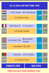Vip Betting Tips - screenshot