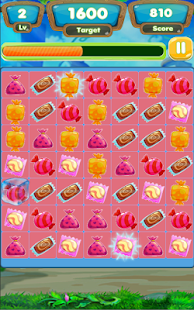 Sugar Candy Link 3D - screenshot