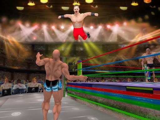 World Wrestling Revolution War screenshot 13