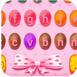 Candy Ace Keyboard Theme