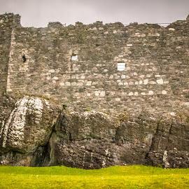 Dunstaffnage by Jennifer  Loper  - Buildings & Architecture Public & Historical ( oban, castle, macdougalls, 13th century, dunstaffnage, scotland )