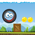 Game Happy adventure Wheel - Bounce apk for kindle fire
