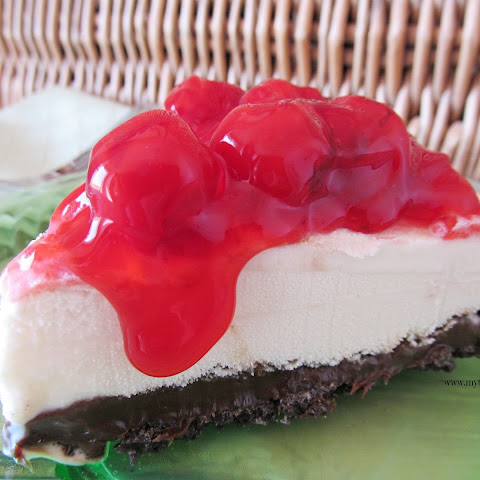 Four Layer Ice Cream Pie