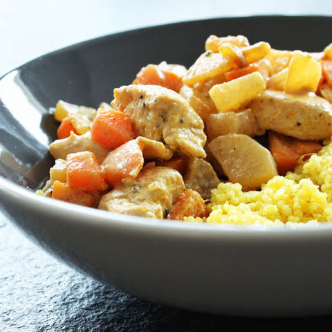 Chicken Breast and Vegetable Stir Fry