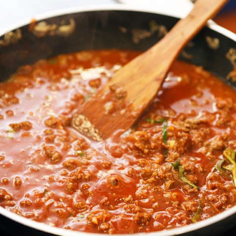 Quick Tasty Meat Sauce