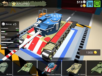 World Of Cartoon Tanks