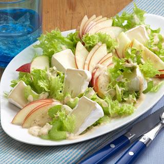 Camembert Cheese Salad Recipes