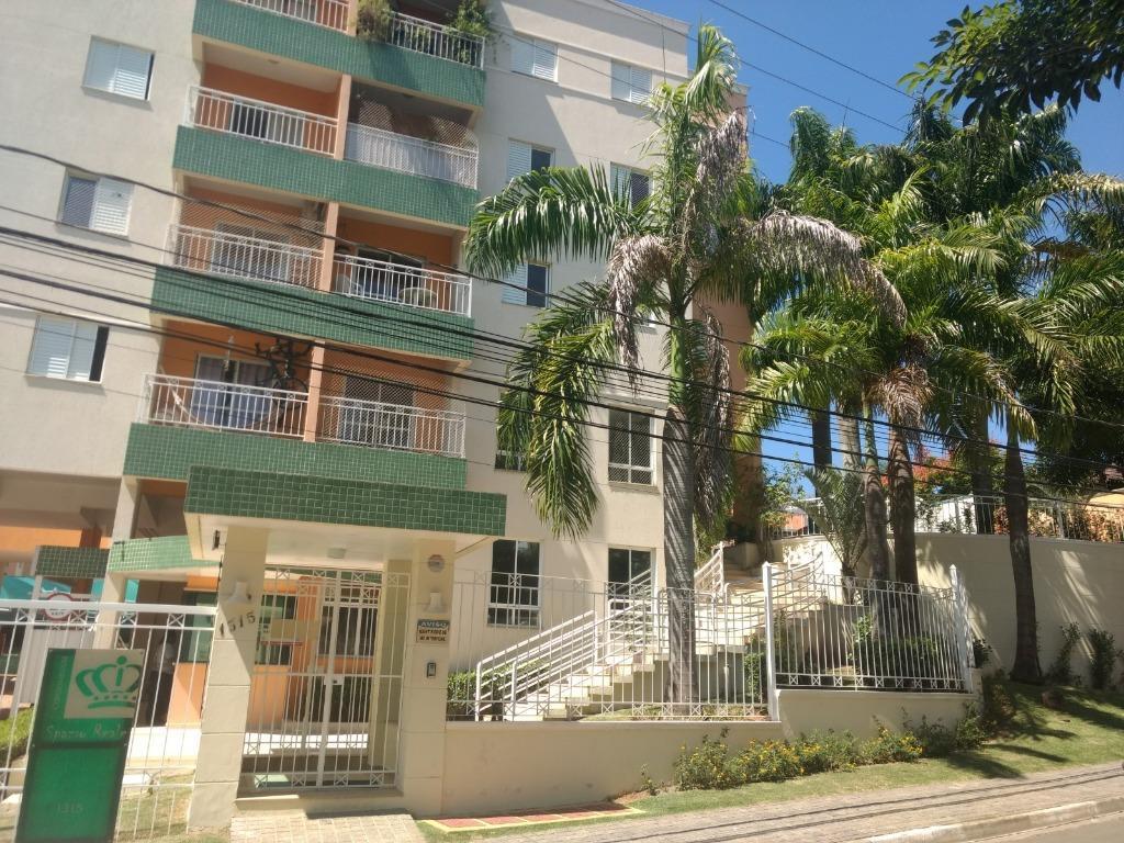 Apartamento com 3 dormitórios à venda, 88 m² por R$ 550.000,00 - Condomínio Spazio Reale - Vinhedo/SP