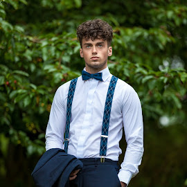 Formal Shoot with Matthew by Mark McKeown - People Portraits of Men ( model, male, suit, matthew, northern ireland, wedding photographer northern ireland, photography )