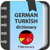German-turkish dictionary
