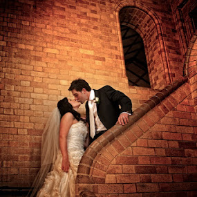 Fusion Photography - Canberra wedding photographer Ben Kopilow by Ben Kopilow - Wedding Bride & Groom
