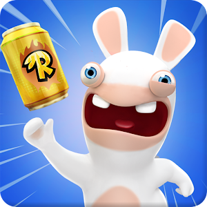 Rabbids Crazy Rush app for android