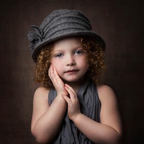 Fine Art Martha by Jude Stewart - Babies & Children Child Portraits ( judithstewart, eastsussex, fineart,  )