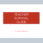 Teacher Survival Guide APK Image