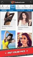 Screenshot of Bollywood News Reviews Videos