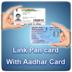 Download Link PAN card with Aadhar card For PC Windows and Mac