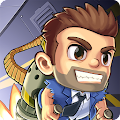 Jetpack Joyride APK for Bluestacks