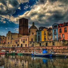 Temo river by Antonello Madau - Instagram & Mobile iPhone