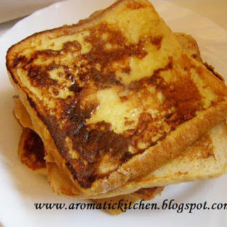 Toasted Bread For Dips Recipes