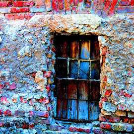 old window by Darko Čaleta - Buildings & Architecture Decaying & Abandoned