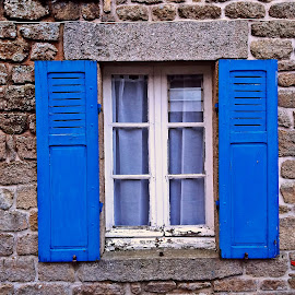 Window by Dobrin Anca - Buildings & Architecture Architectural Detail ( love, story, window, funny, brittany )