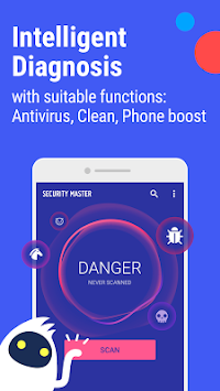 CM Security AppLock AntiVirus APK screenshot thumbnail 1