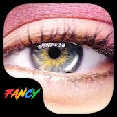 App Cute Eyes Fancy Keyboard Theme apk for kindle fire
