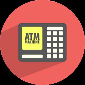 ATM Cash No Cash Money Finder
