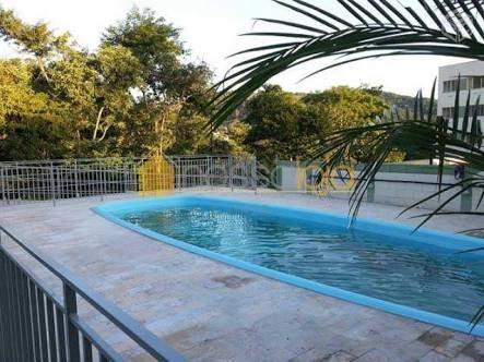 Cobertura com 2 dormitórios à venda, 120 m² - Maria Paula - São Gonçalo/RJ